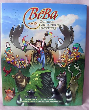 BeBa and the Curious Creature Catchers